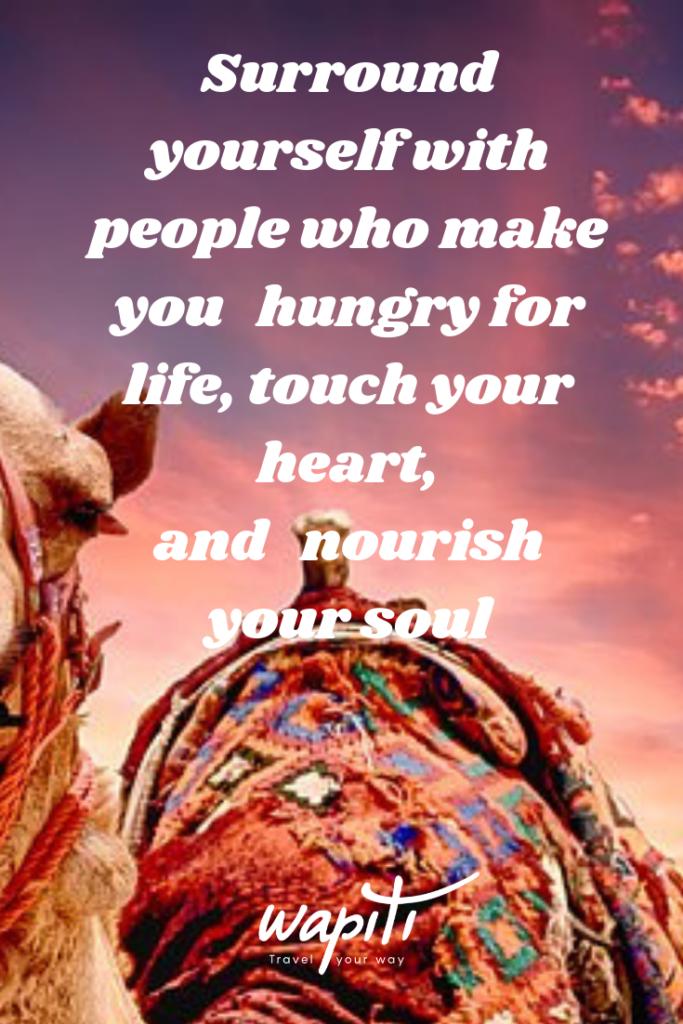 Travel journey quotes