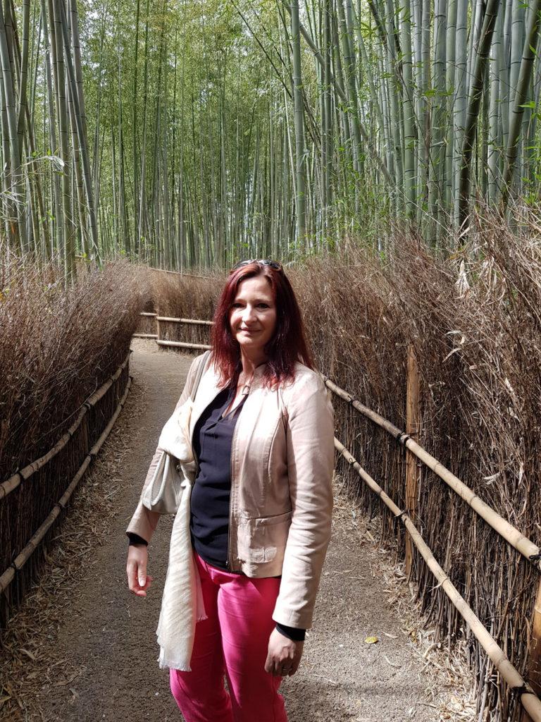Bamboo Grove Arashiyama, Kyoto