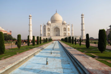 Taj Mahal, Agra, India