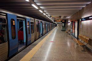 Lisbon Metro Portugal