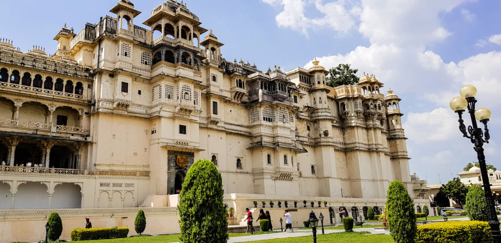City Palace Udaipur, India