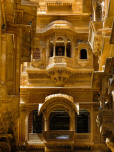 Haveli Jaisalmer India