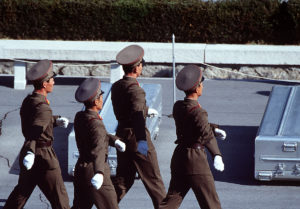 JSA North Korean soldiers