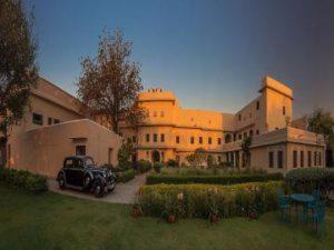 Royal Heritage Haveli Jaipur India