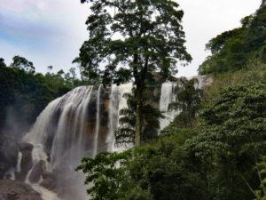 Waterfall Kerala India