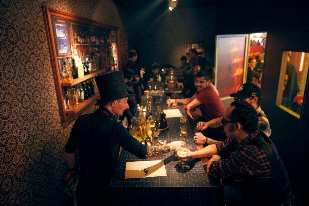 lescamoteur bar Kyoto, Japan