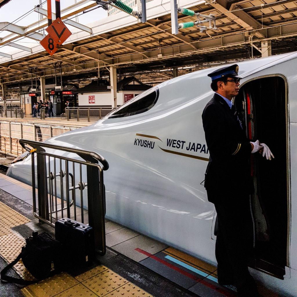 JRWest Shinkansen Hiroshima
