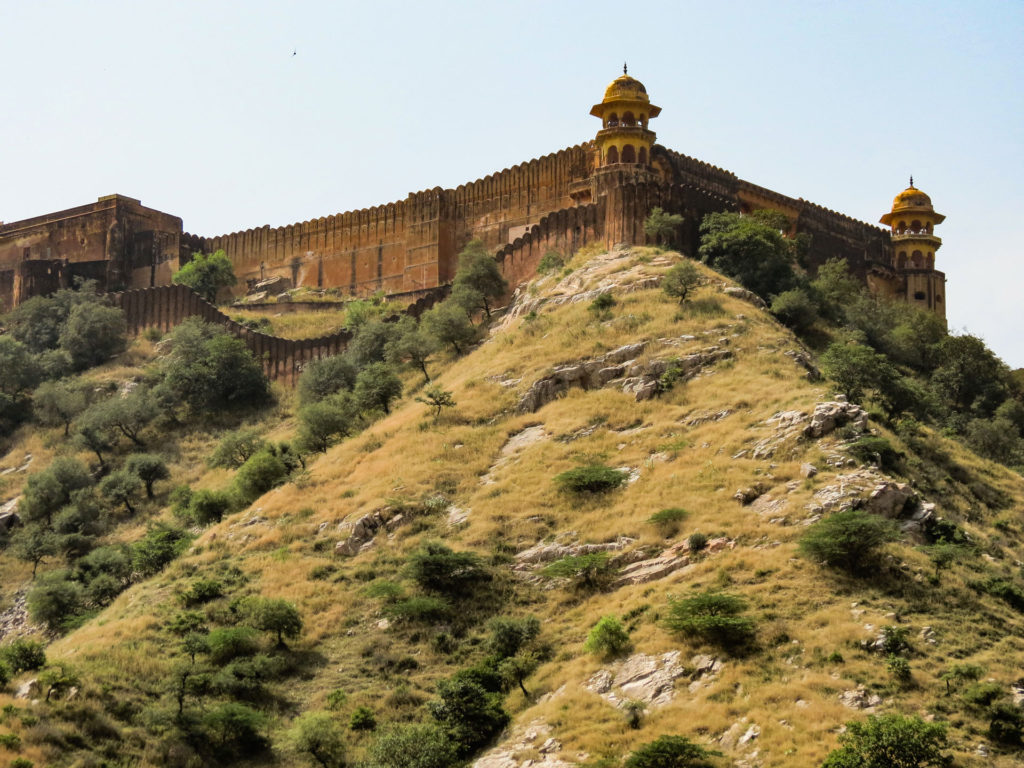 Jaigarh Fort Jaipur, India