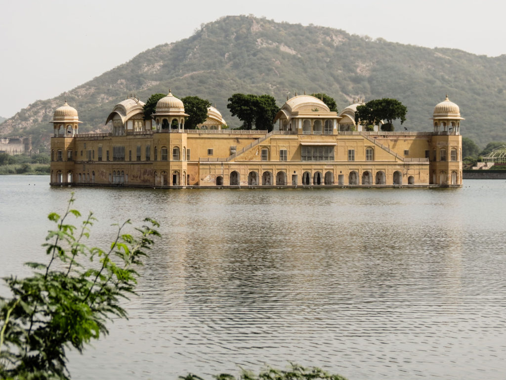 Jal Mahal Water Palace Jaipur, India