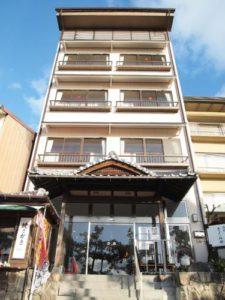 Sakuraya hotel Miyajima