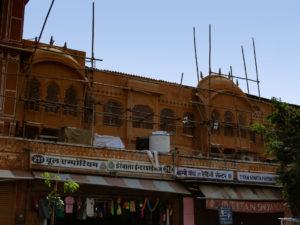 Sireh Deori bazaar Jaipur, India