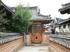 Gaeunchae Jeonju Korea