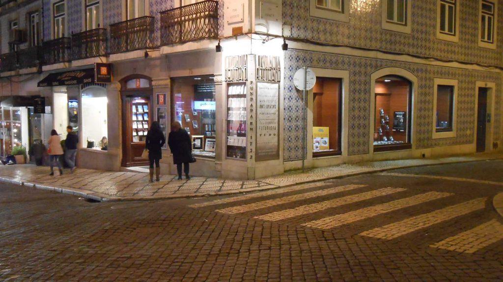 Livraria Bertrand Lisbon, Portugal