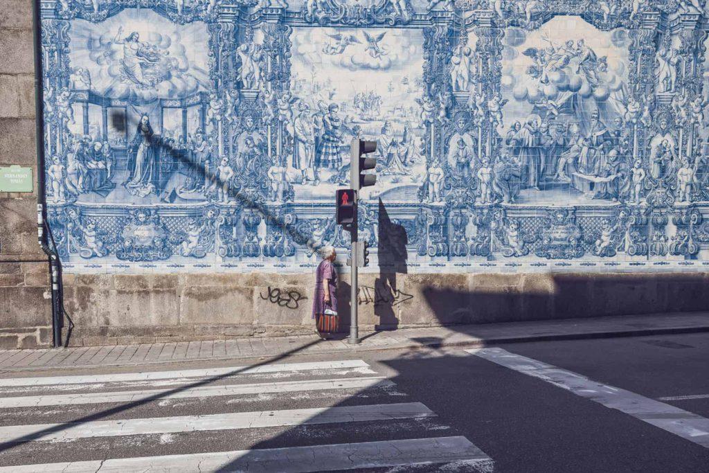 Porugal azulejo