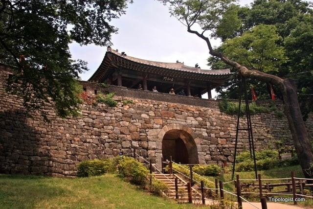 Seongnam Wall, South Korea