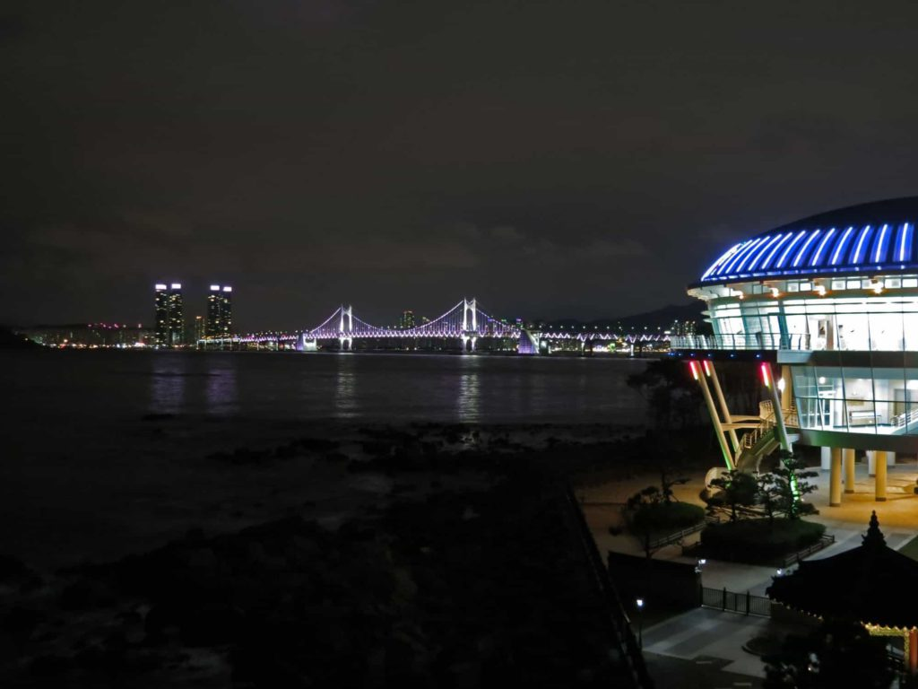 Busan Diamond Bridge Gwangandaegyo, South Korea
