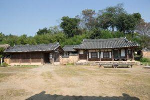 Yongwook Lee's Traditional House Boseong Korea