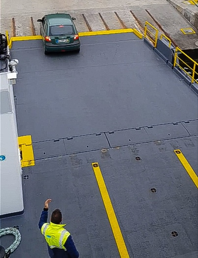Ferry Azores Portugal
