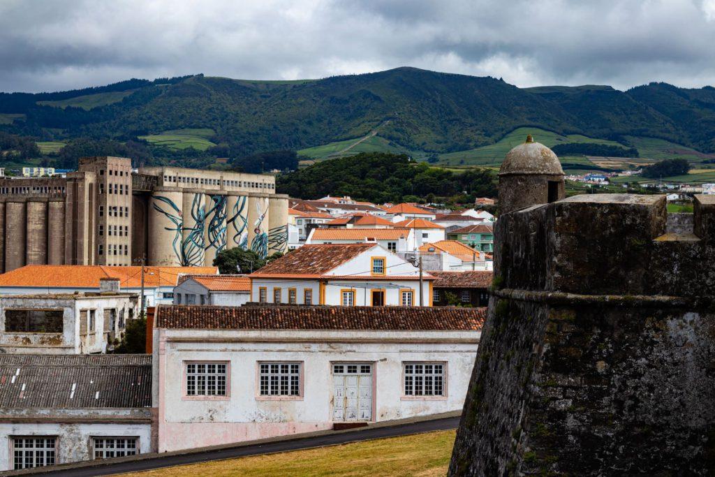 Angra do Heroísmo Terceira, Azores, Portugal