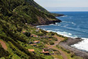 Fajã do Mero São Jorge Azores Portugal