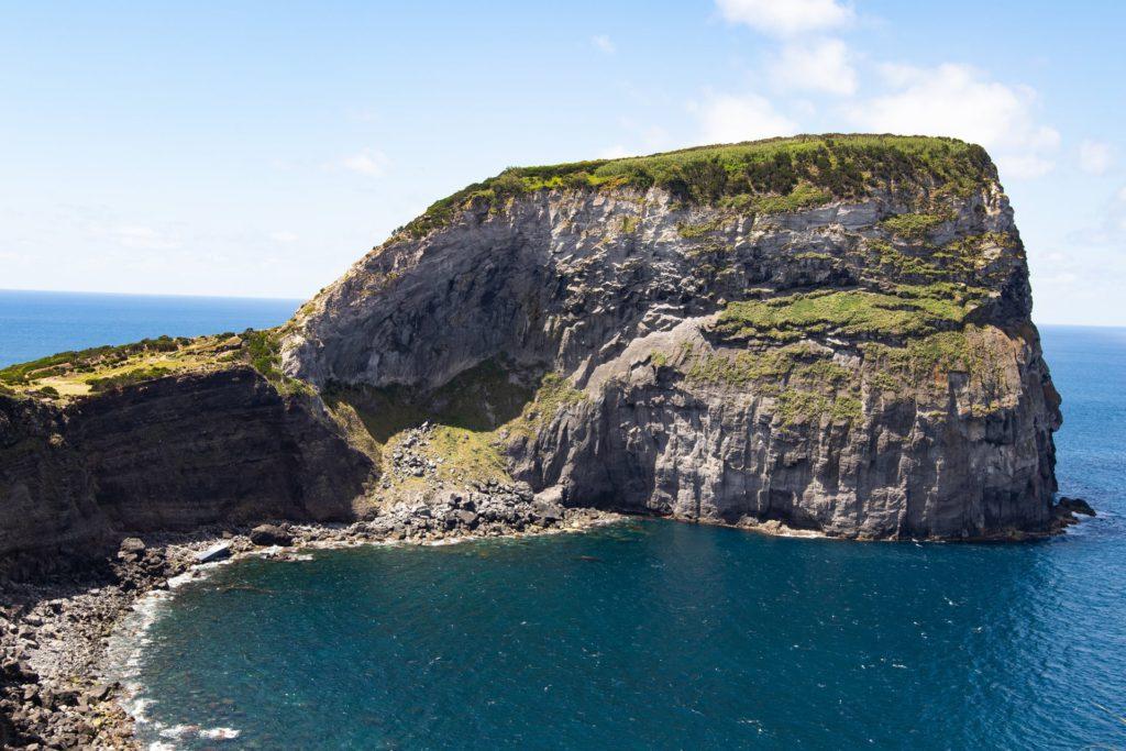 Morro de Castelo Branco Faial Azores Portugal