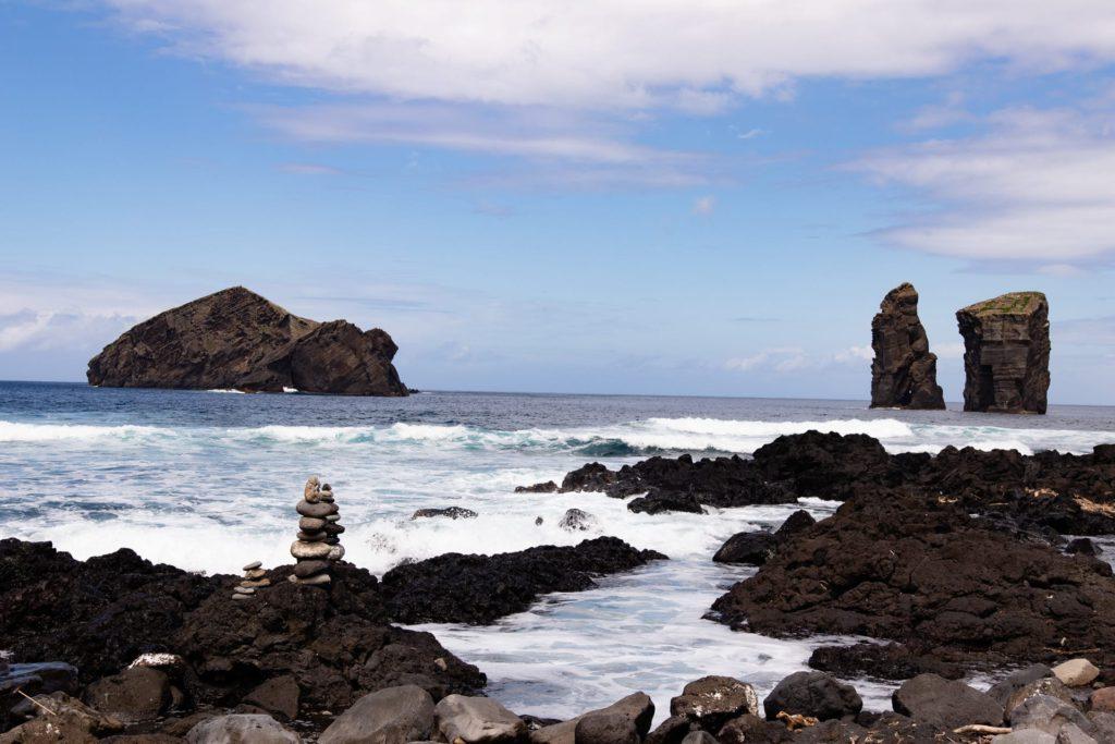 Mosteiros Sao Miguel Azores Portugal
