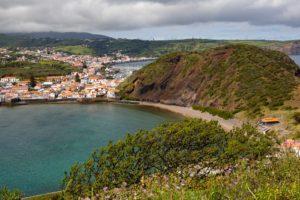 Porto Pim Faial, Azores, Portugal