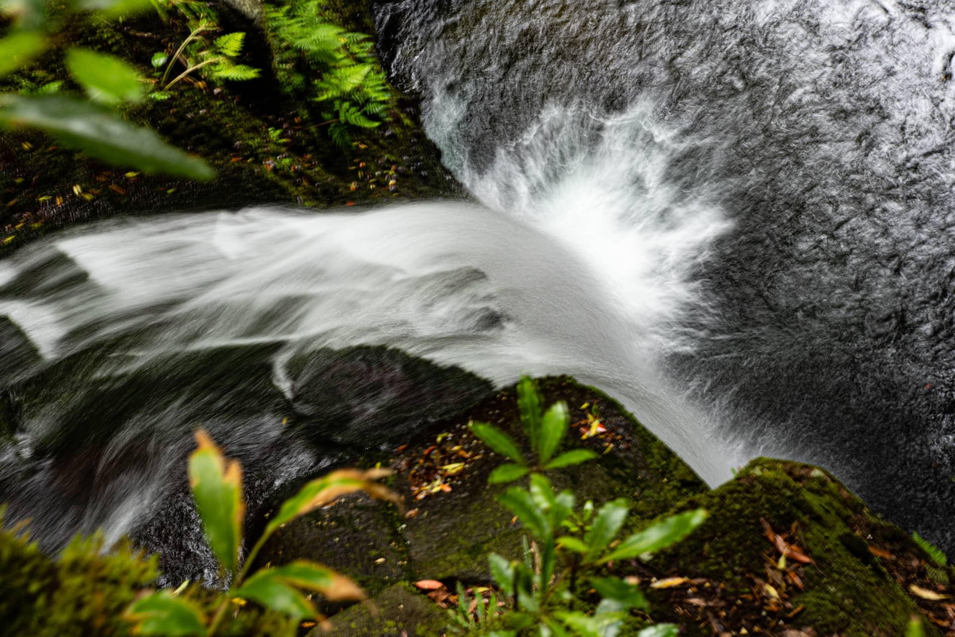 Salto do Prego Sao Miguel Azores, Portugal