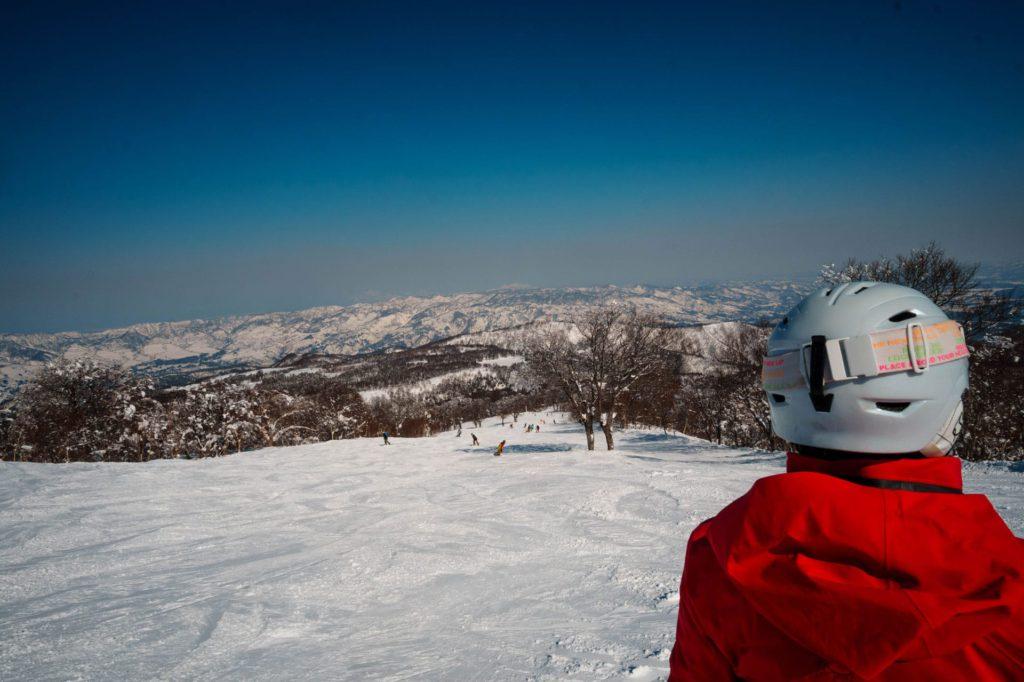 Skiing at Nozawa Onsen Japan