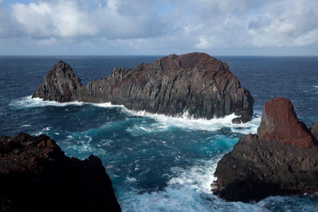 Whale Islet Graciosa Azores, Portugal