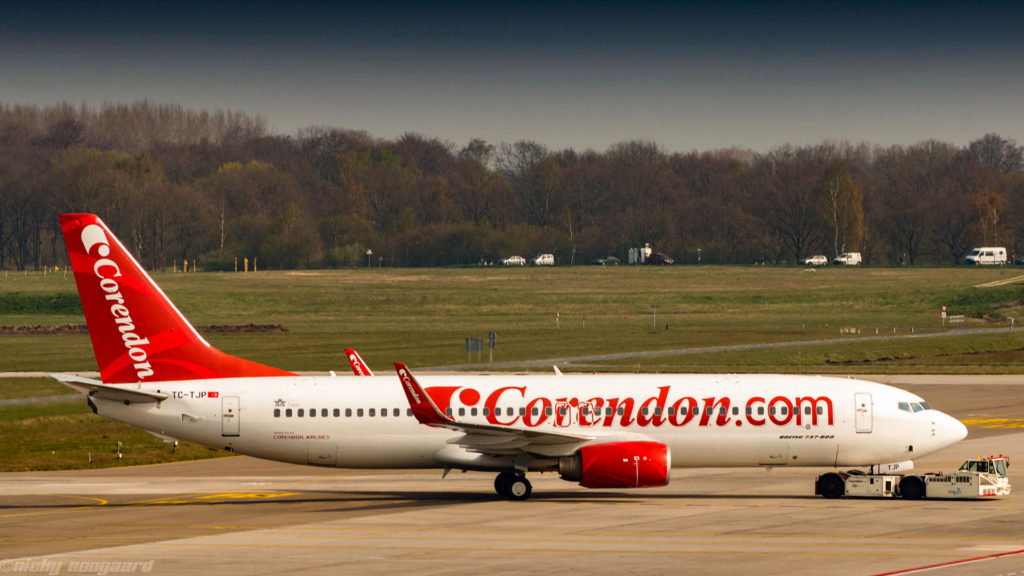 Corendon Eindhoven Airport
