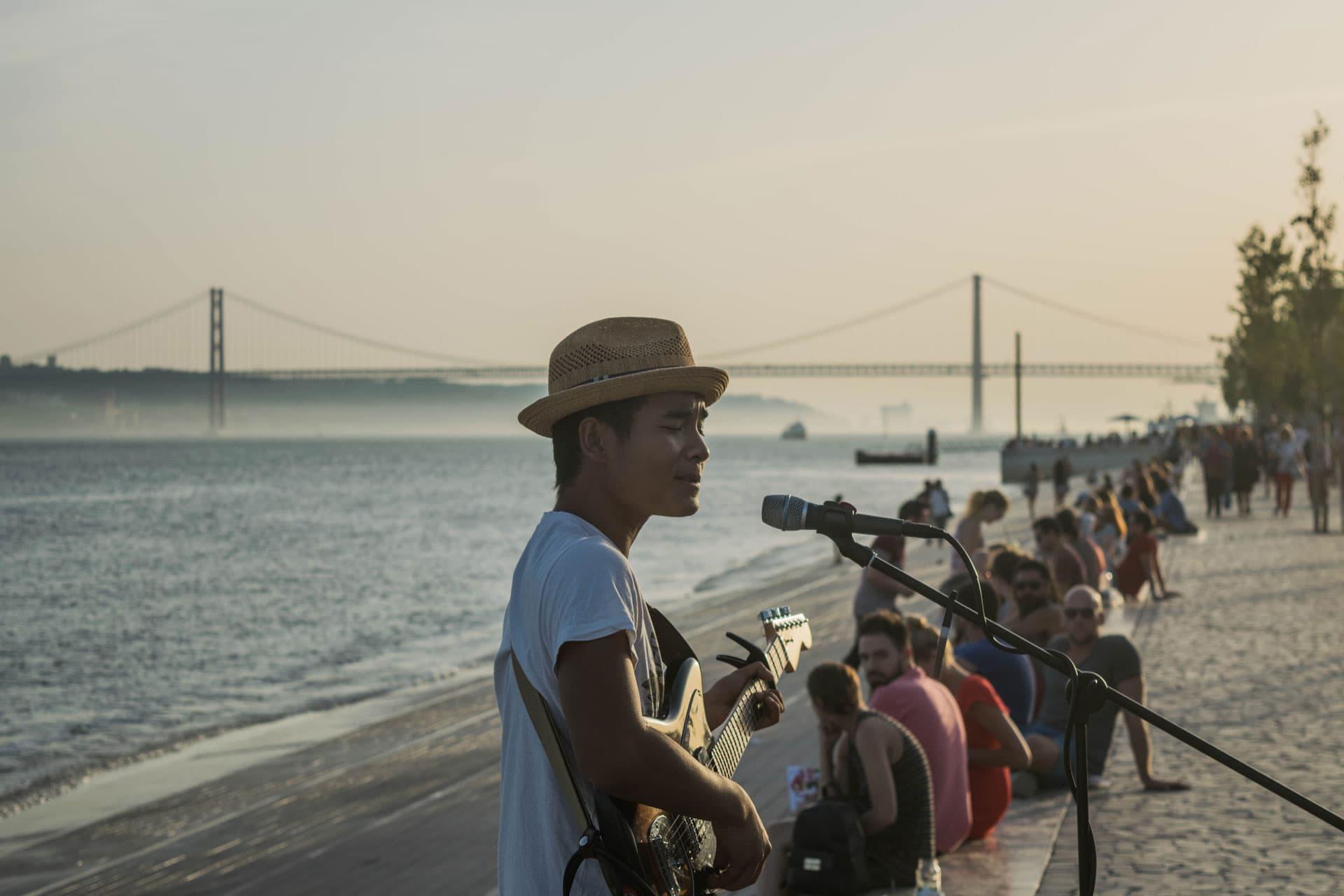 Ribeira das Naus Lisbon Portugal