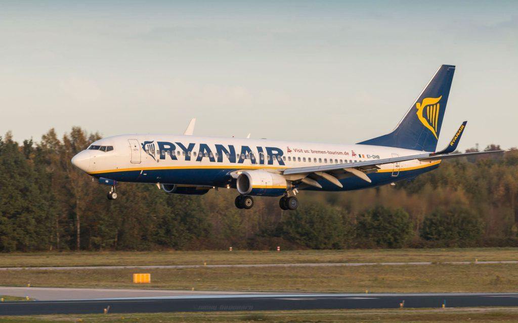 RyanAir Eindhoven Airport