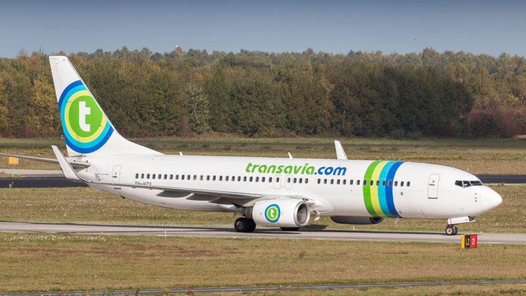 Transavia Eindhoven Airport