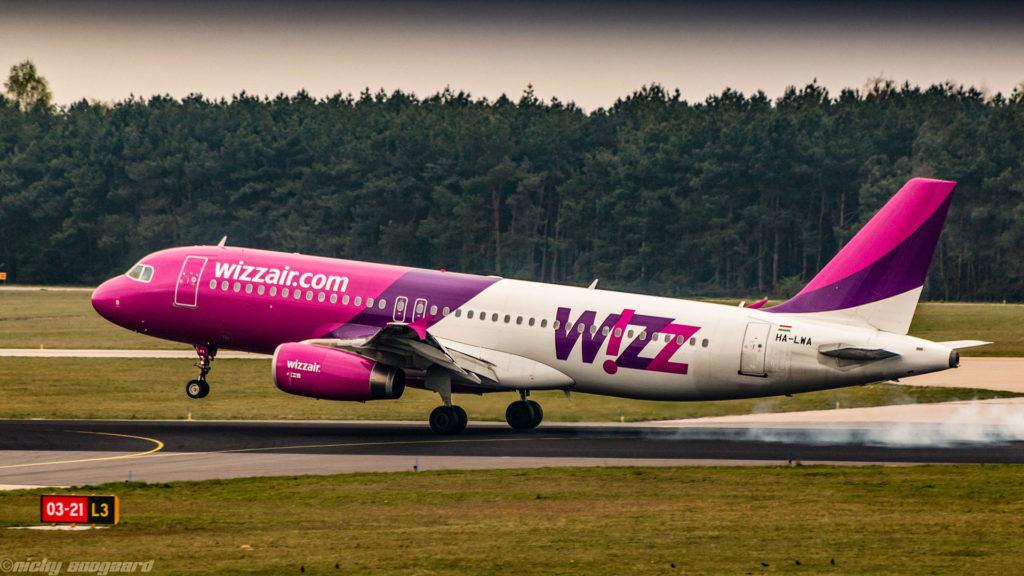 WizzAir Eindhoven Airport