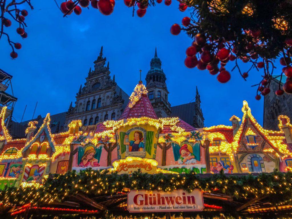 Bremen Germany Christmas Market