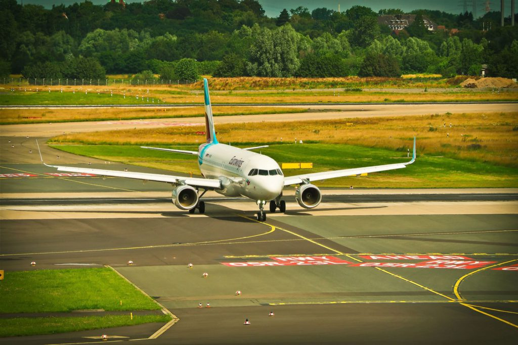 Dusseldorf Airport Eurowings