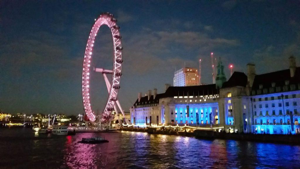 London Eye, United Kingdom