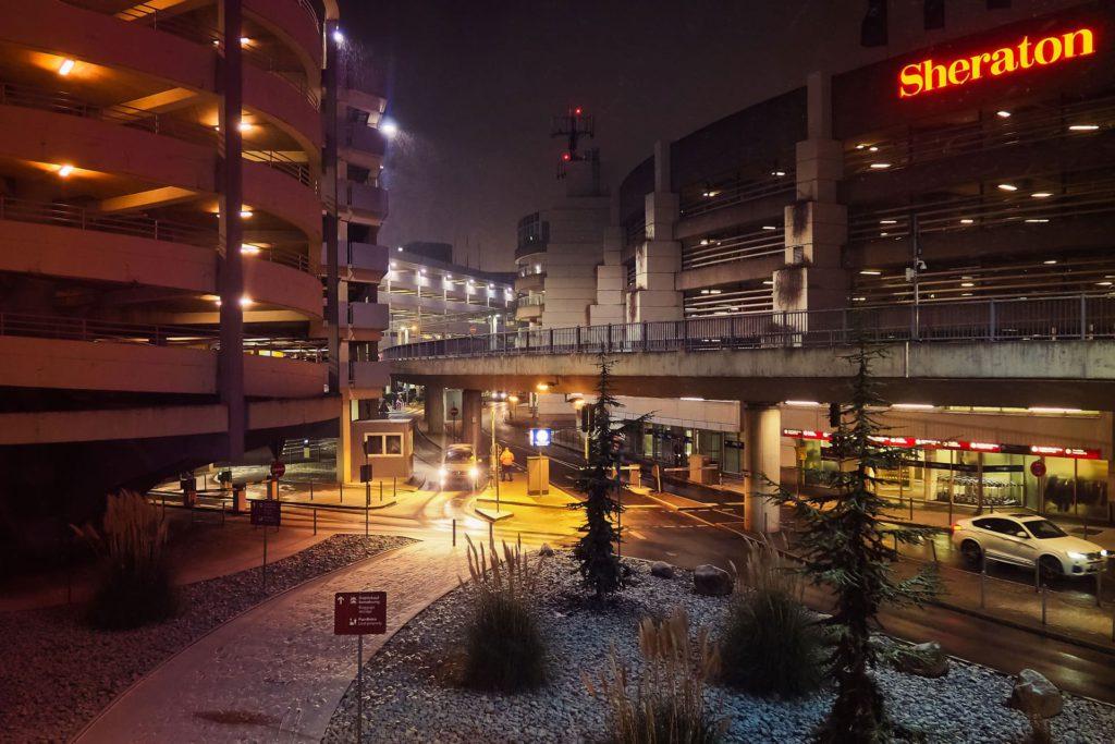 Sheraton Hotel Dusseldorf Airport