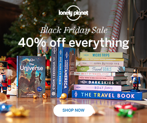 Lonely Planet Black Friday deals