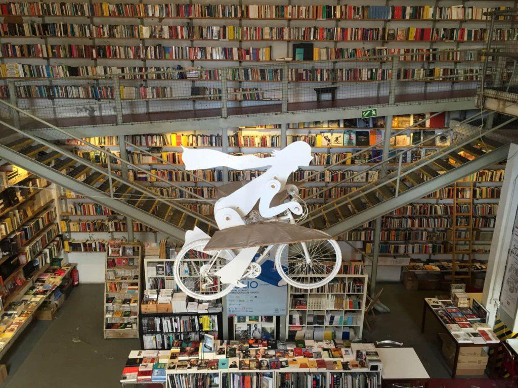 Ler Devagar Bookstore Lisbon