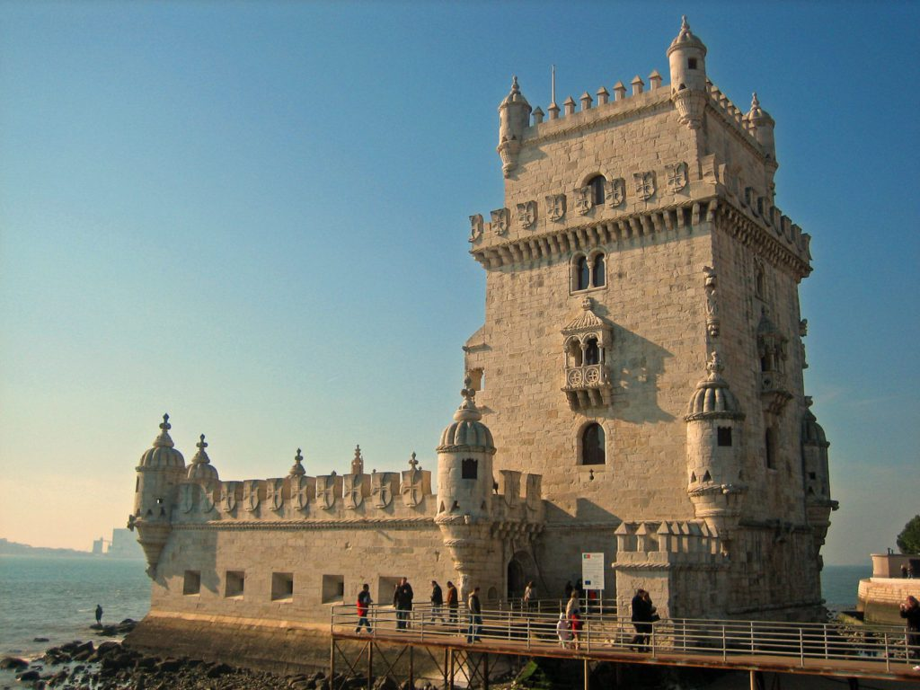 Belem tower Lisbon, Portugal