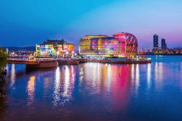 Han River Seoul South Korea