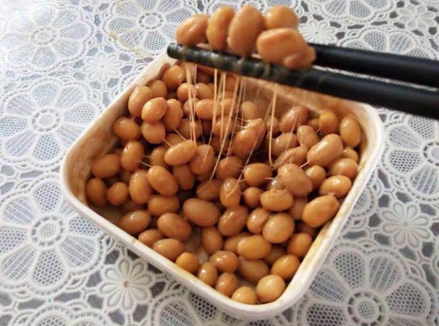 Natto healthy Japanese food