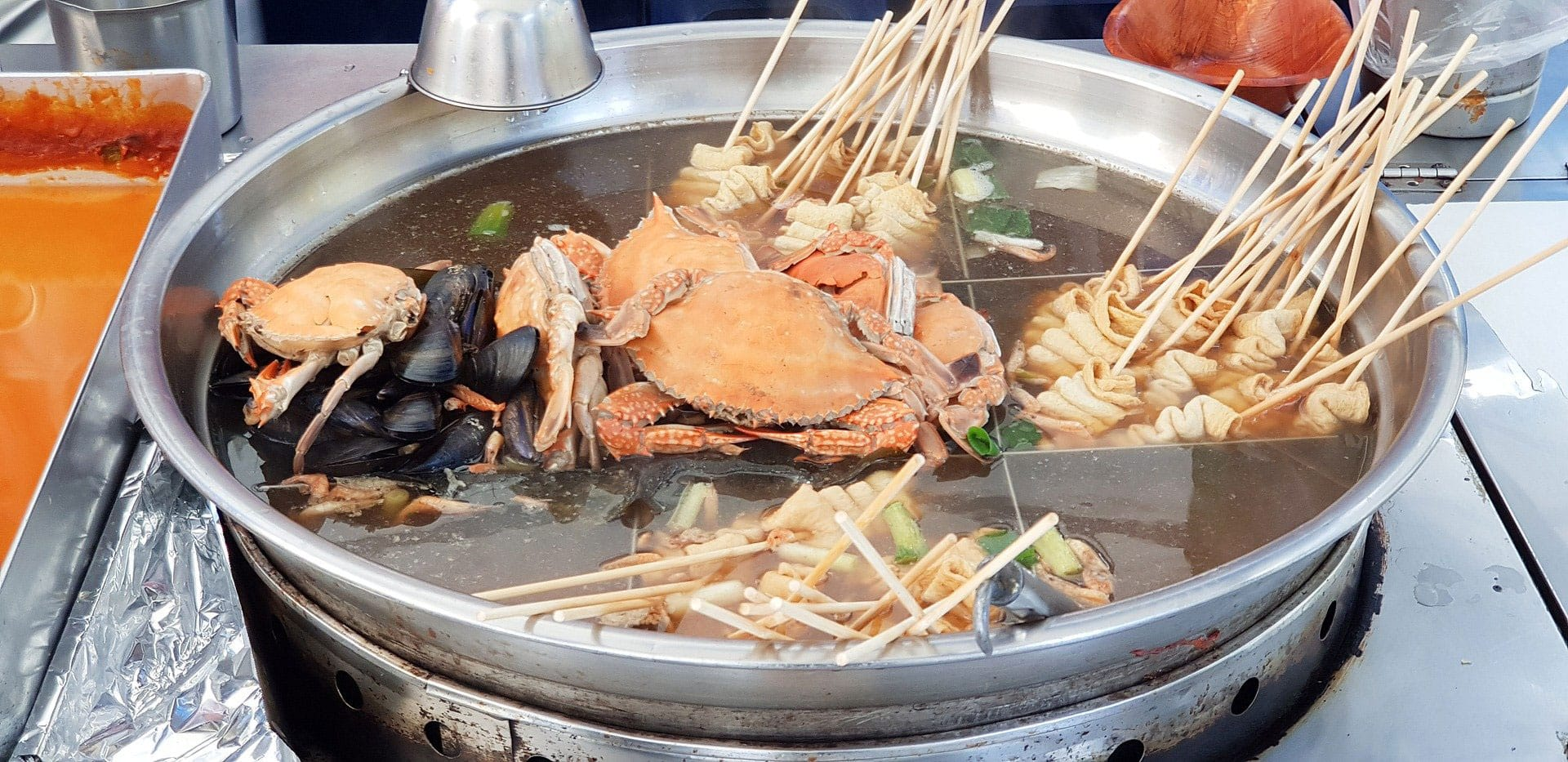 Oden healthy Japanese food
