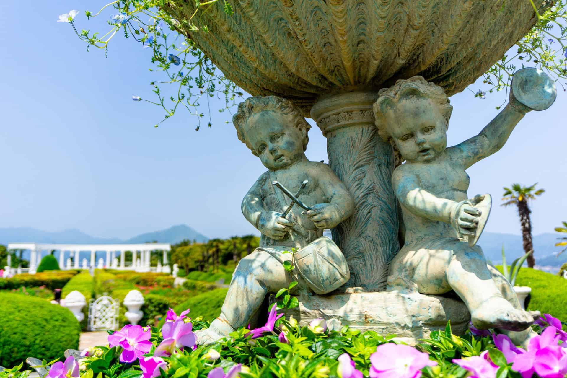 Botanical Garden Oedo Island South Korea