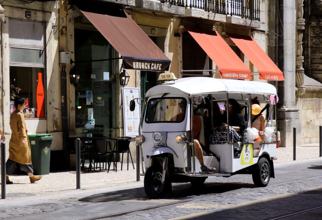 Lisbon-Tuk-Tuk
