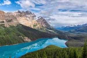 Peyto Lake Banff National_Park_Alberta_Canada