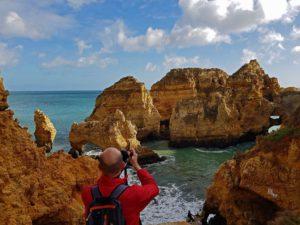 Algarve - Ponta Da Piedade - Portugal