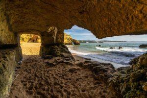Batata beach Lagos Algarve Porgual